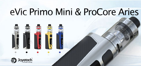 eVic Primo Mini ProCore Aries